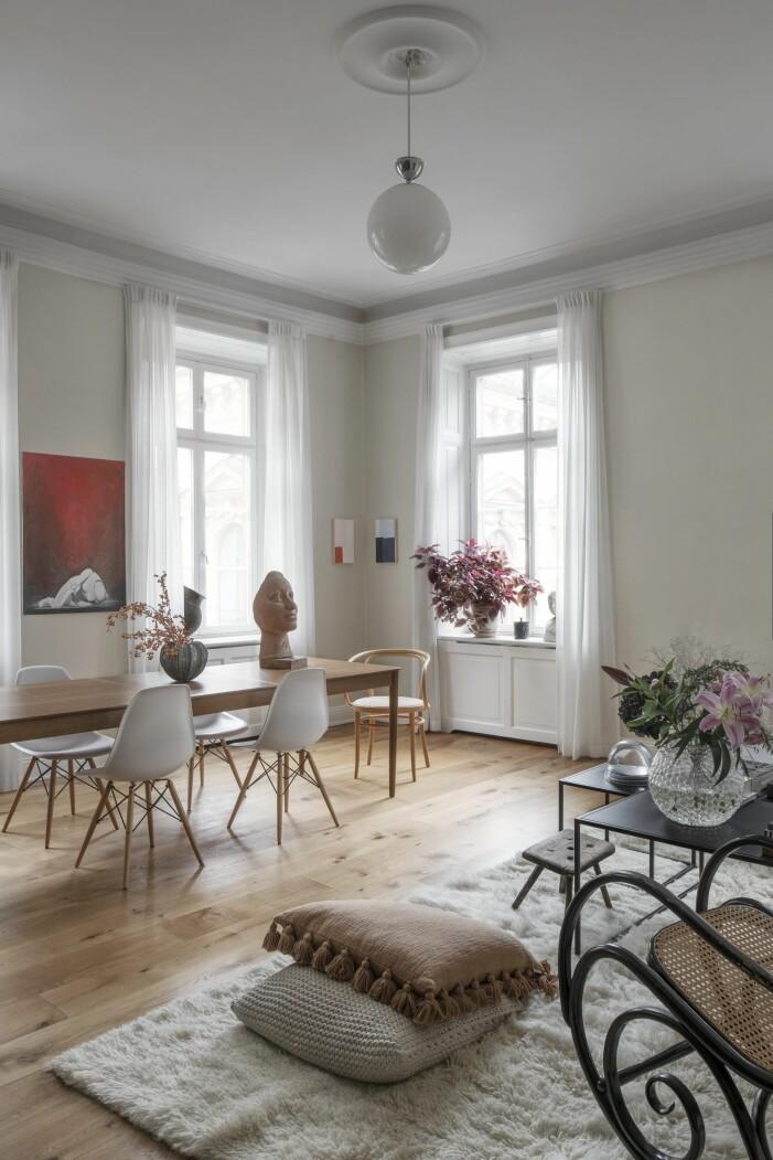 Hemma hos grundaren av Stockholm Art Week Joanna Sundström