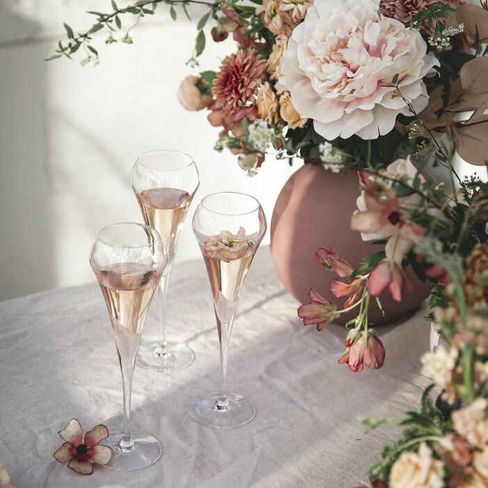 Champagneglas