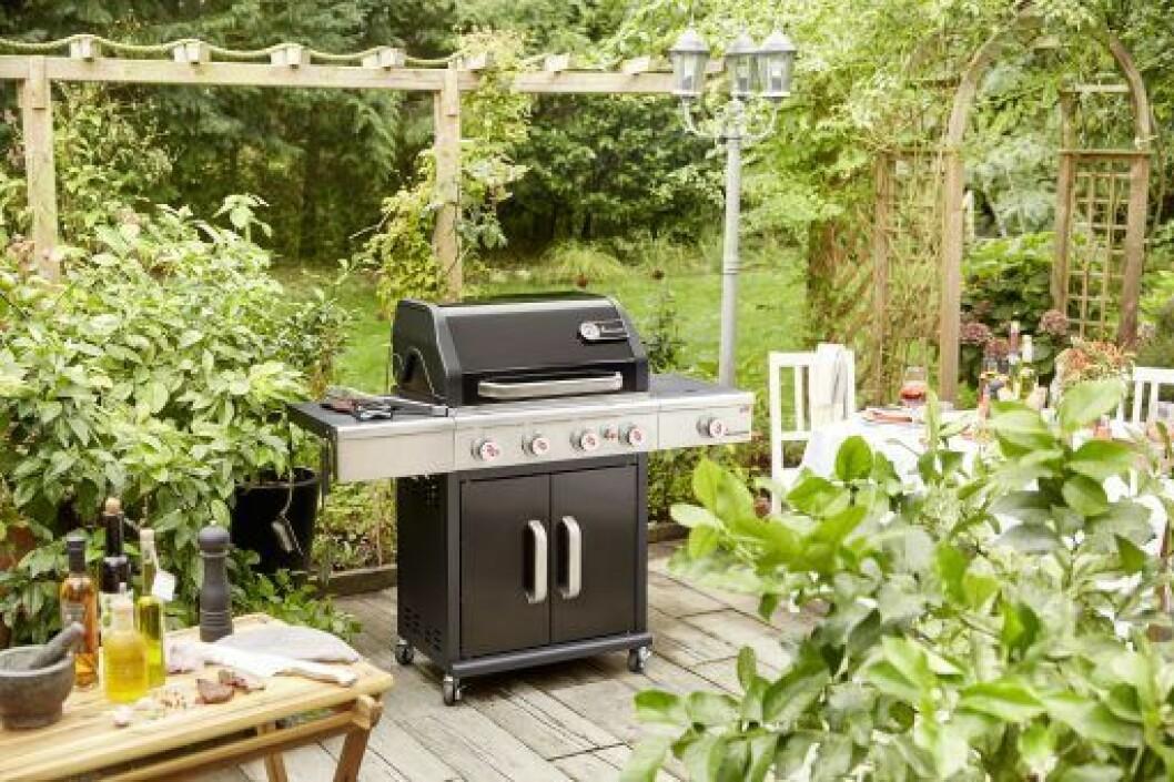 triton grill