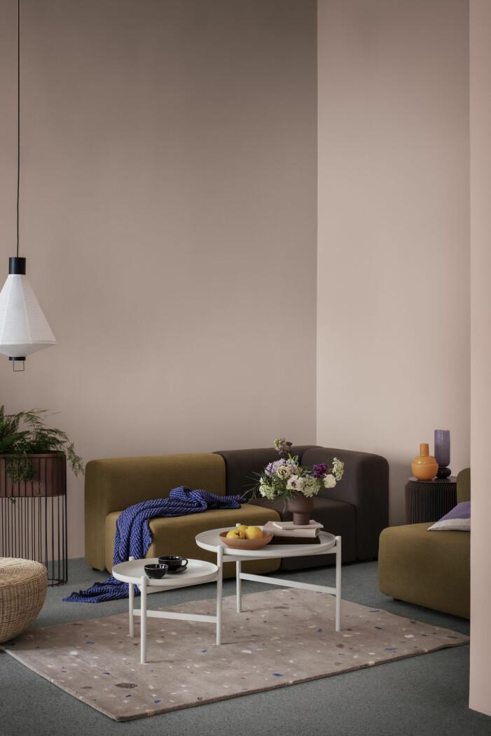 Möblernas storlek gör skillnad för compact living