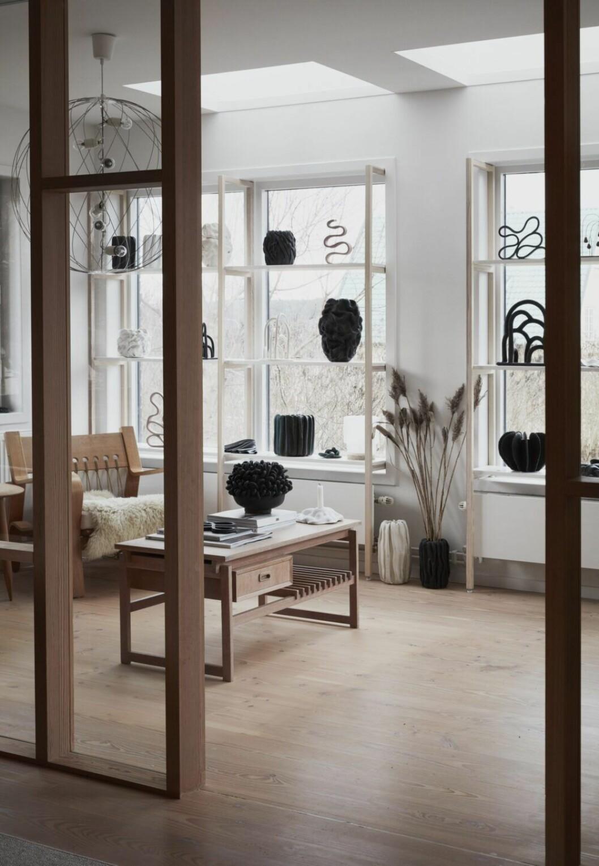 Sofia Tufvasson keramik showroom