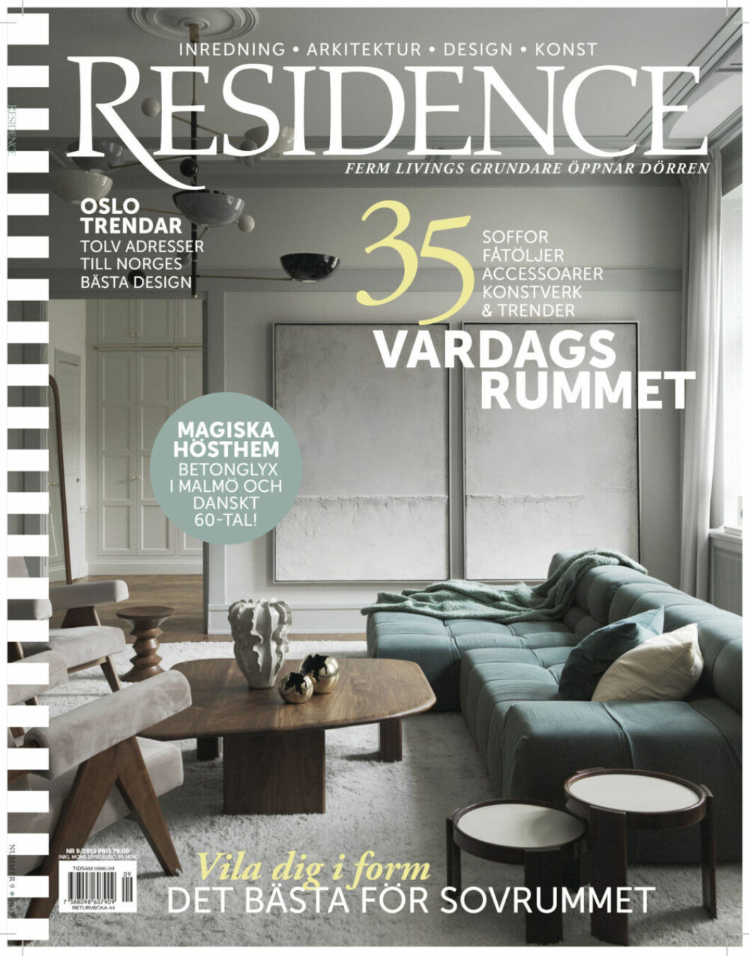 residence nummer 9