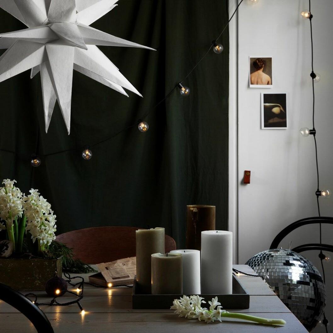 granit jul stjärna
