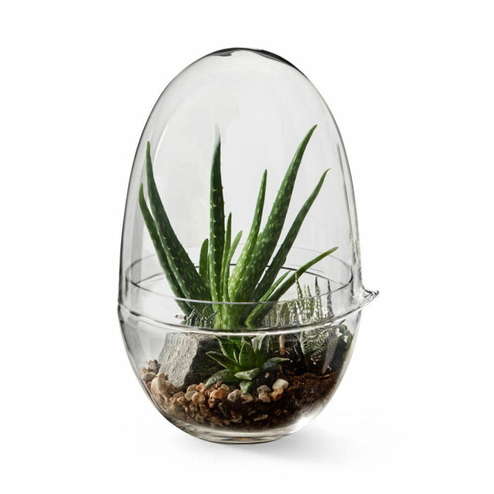 Glasägg växthus Åhléns