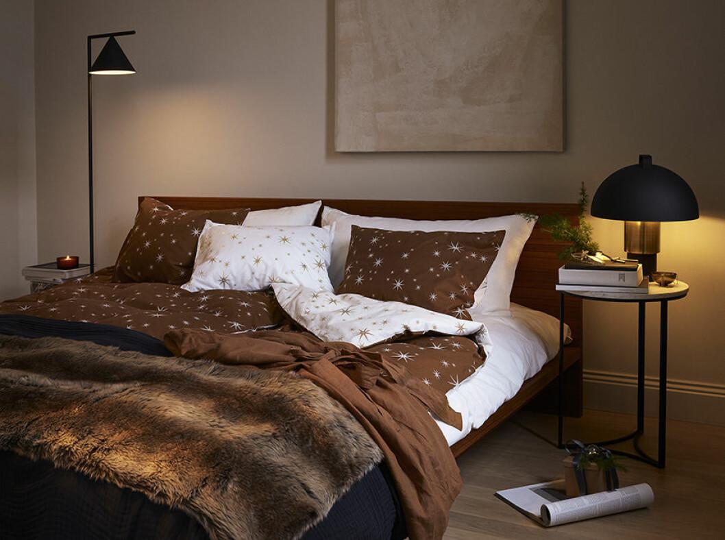 hm home golden säng