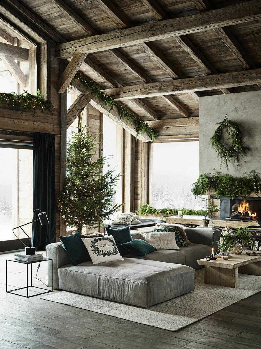 hm home holiday soffa