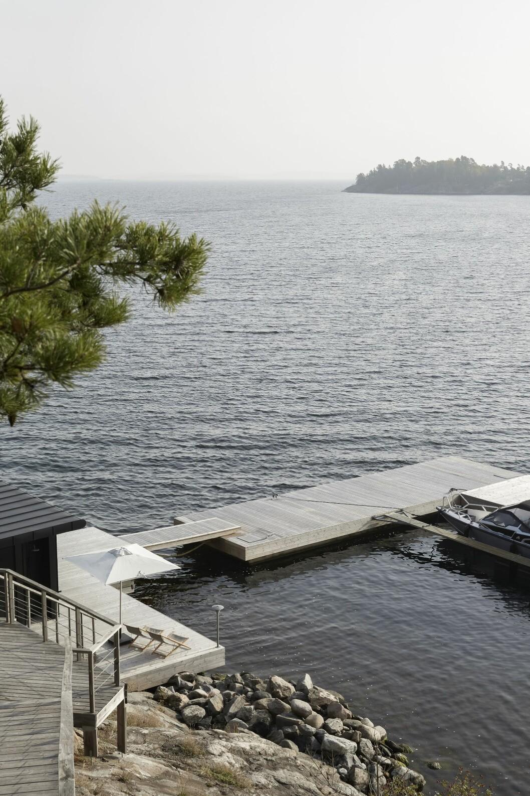 Hus på Dalarö stylat av Pella Hedeby.
