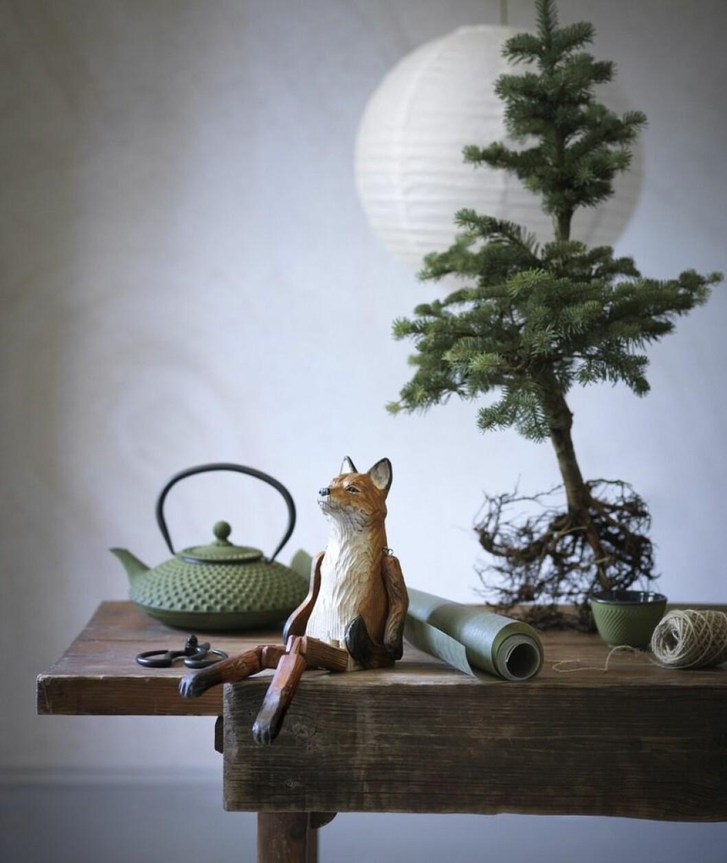 åhléns jul dukning3