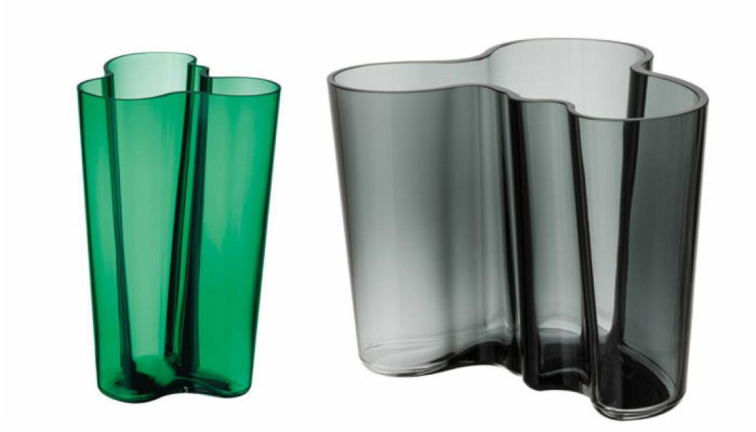 Alvar Aalto vas för Iittala
