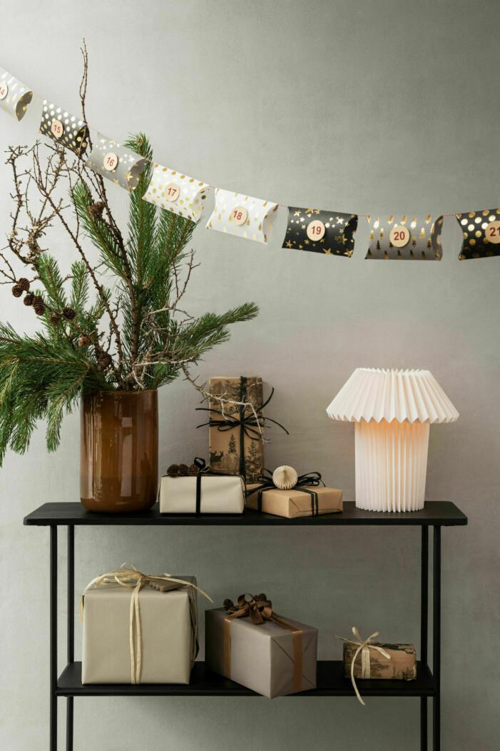 5 alternativa julgranslösningar, kvistar