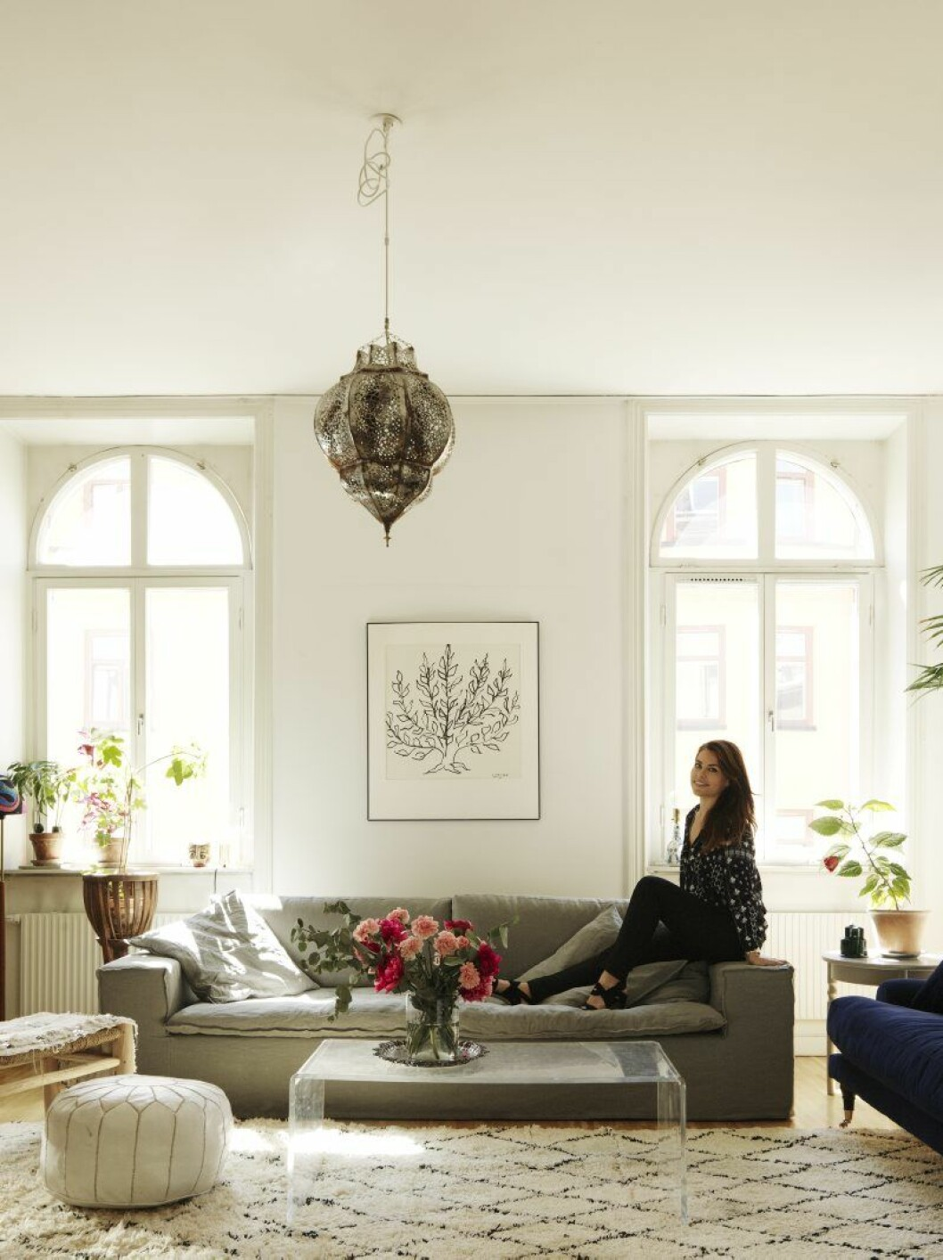 Amelia widell soffa linne