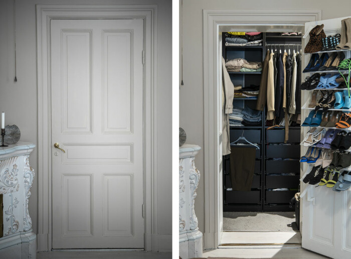 Angelica Blicks walk-in-closet