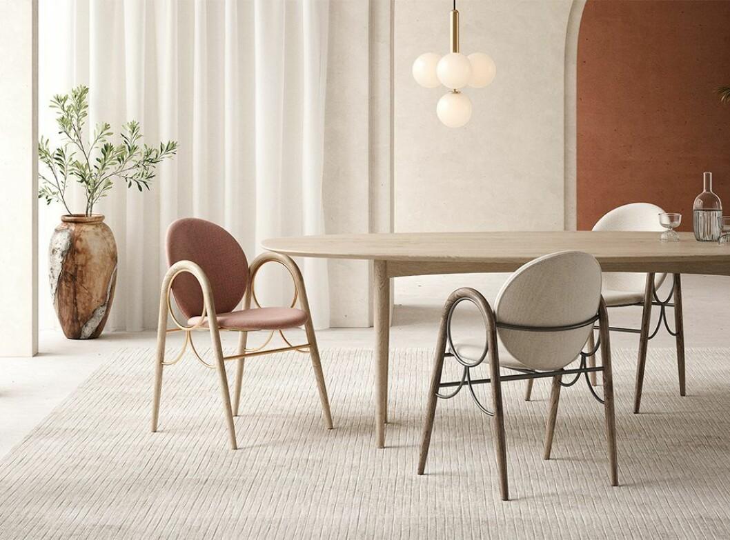 Arkade chair - en stol av Nanna Ditzel, för Brdr. Krüger