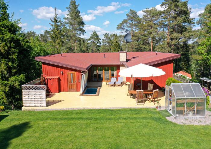 Sommarstuga i Strängnäs.