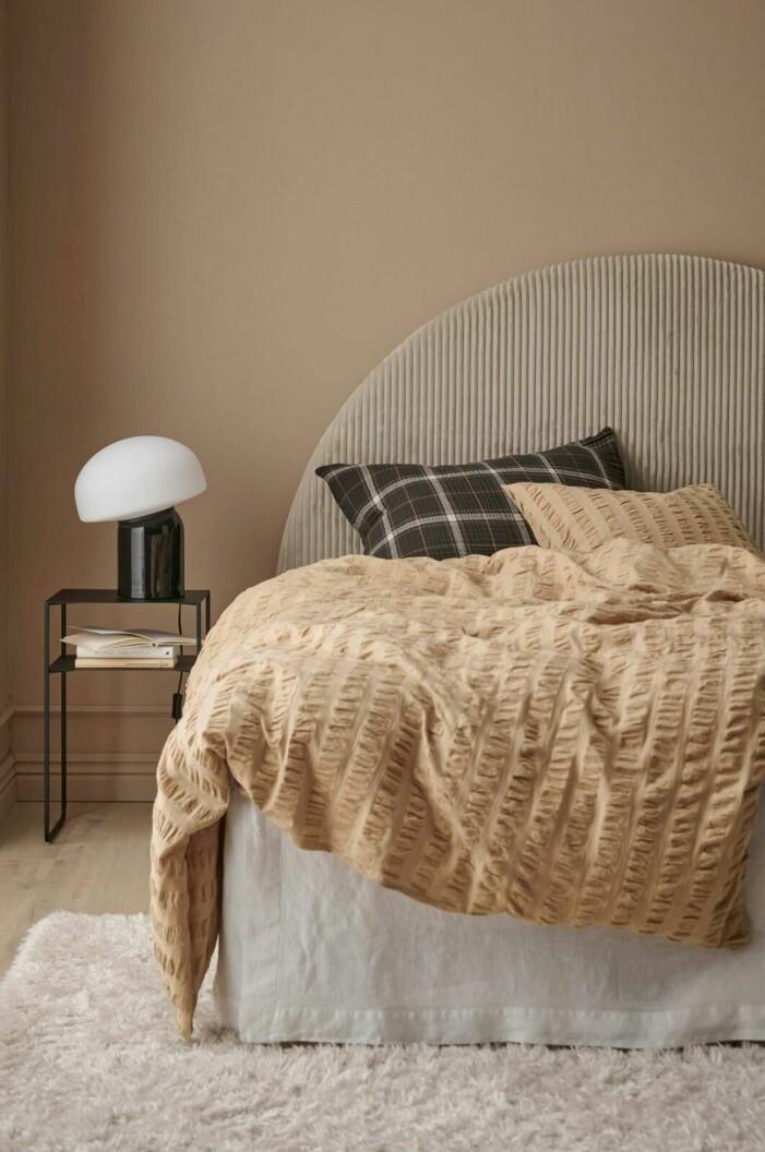 Så skapar du ett avkopplande sovrum, påslakan