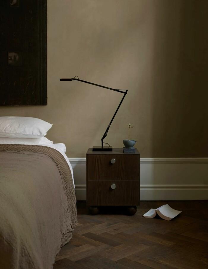 Så skapar du ett avkopplande sovrum, lådfronter