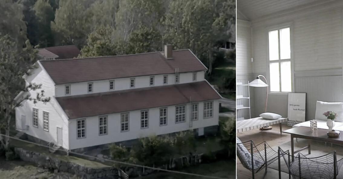 Avsnitt tre av Husdrömmar säsong åtta följer Josefin och Ilias i Strömsberg, Småland.