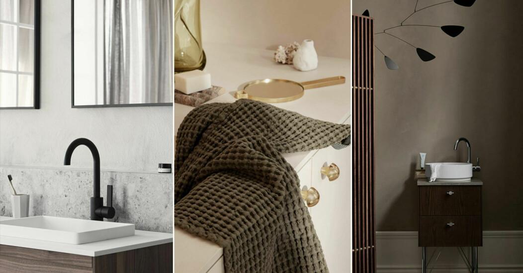 Badrumsinspiration så skapar du ett tidlöst och jordnära badrum