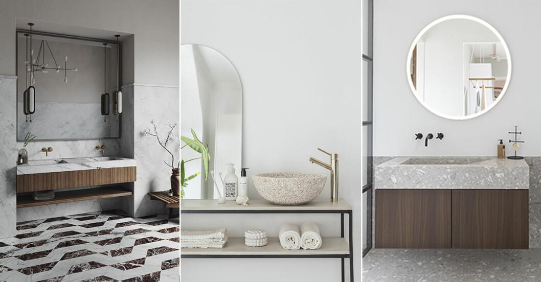 badrumstrender 2021 – enligt experten
