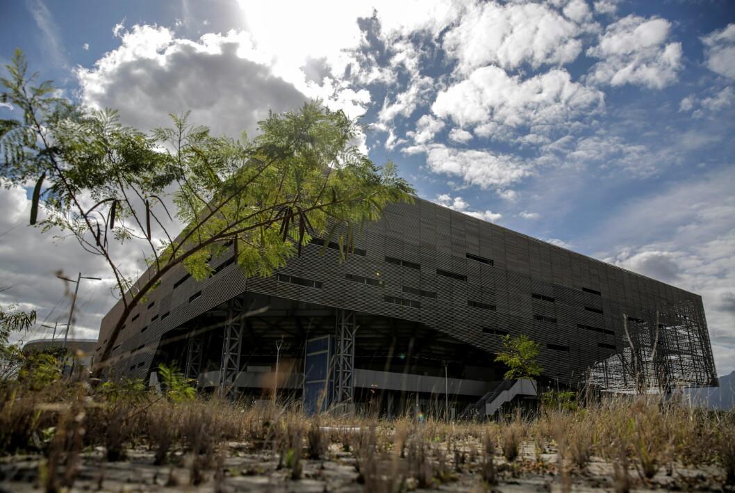 Barra Olympic Park, OS Rio de Janeiro 2016