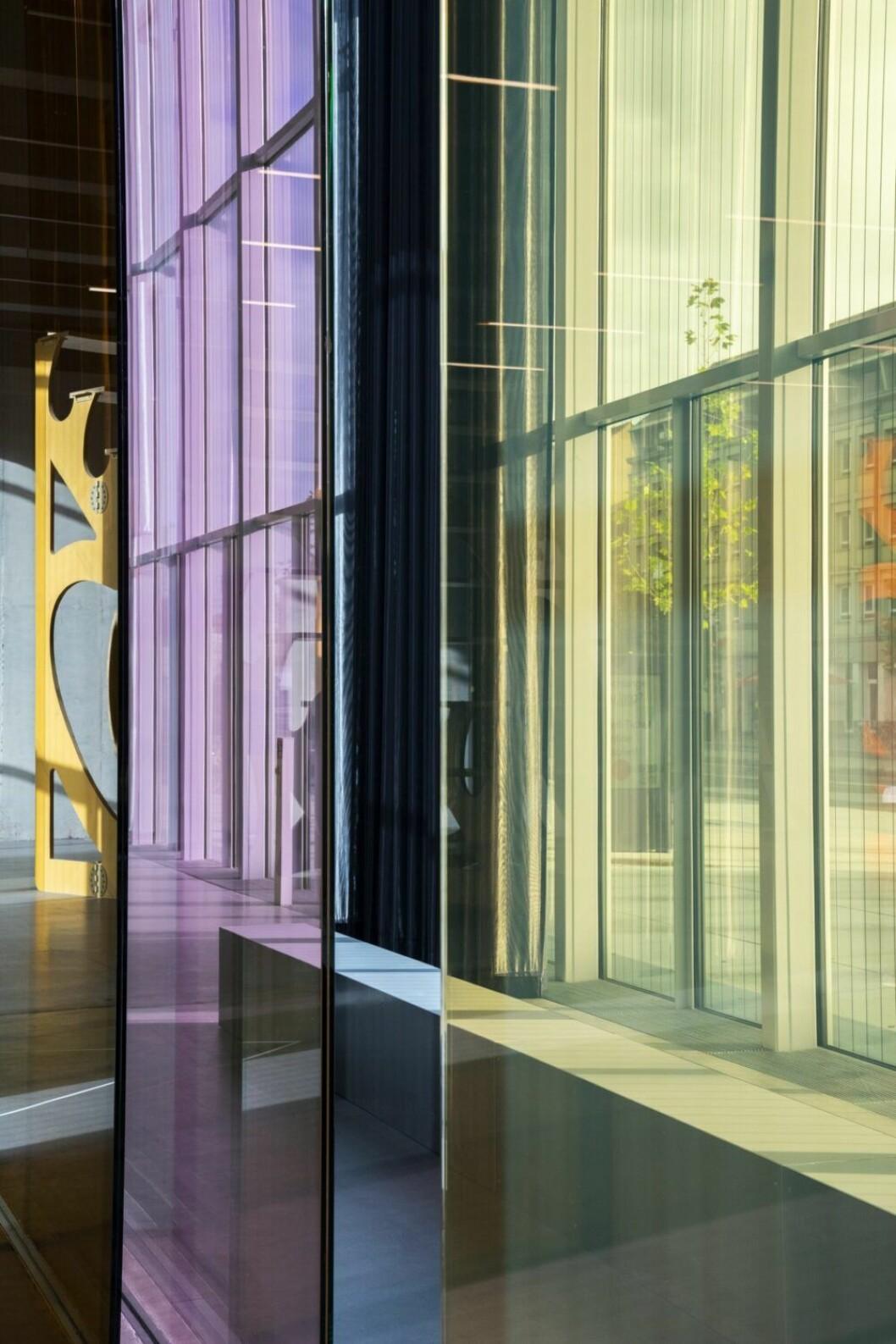 Nya Bauhausmuseet i Dessau. Foto Melissa Hegge.