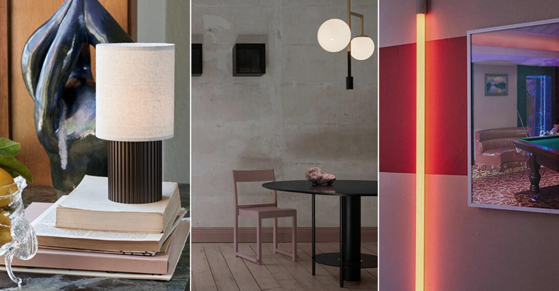 4 Lichttrends, die bis 2021 inspiriert werden sollen, Interior Design-Trends im Herbst 2021