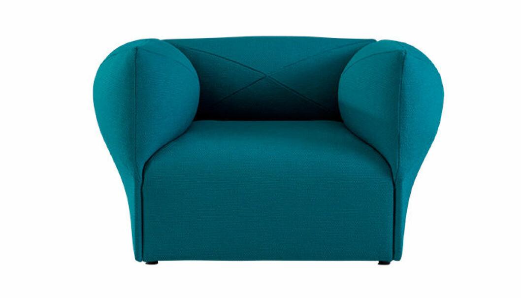 Blob-easy-chair-av-Jonas-Ihreborn