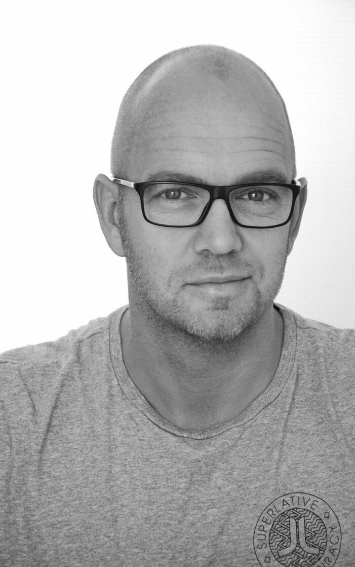 Bo Hellberg är marknadschef på String