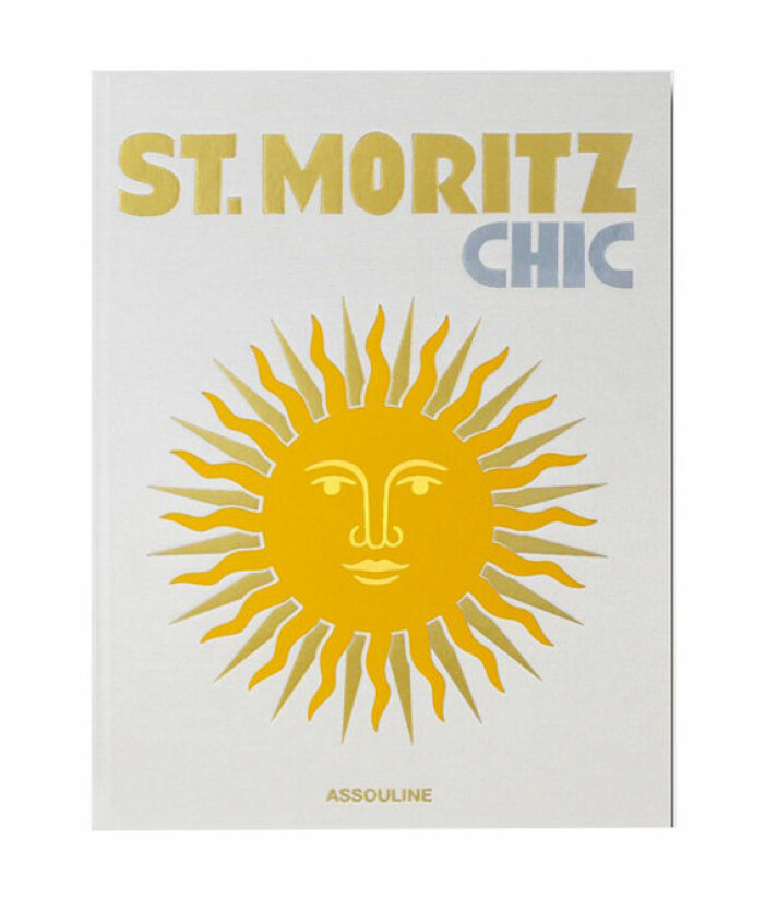coffee table book st. moritz chic