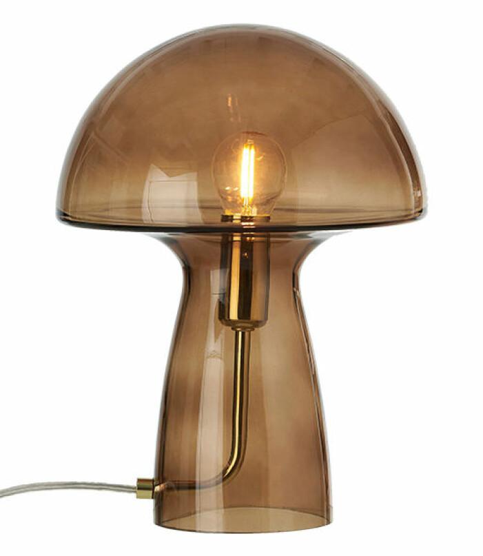 bordslampa mushroom