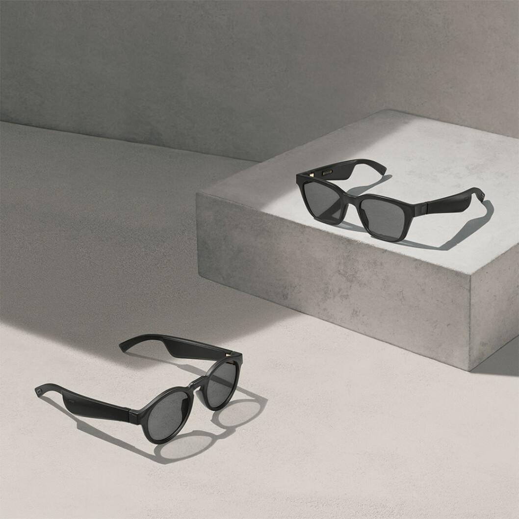 Solglasögon med högtalare från Bose