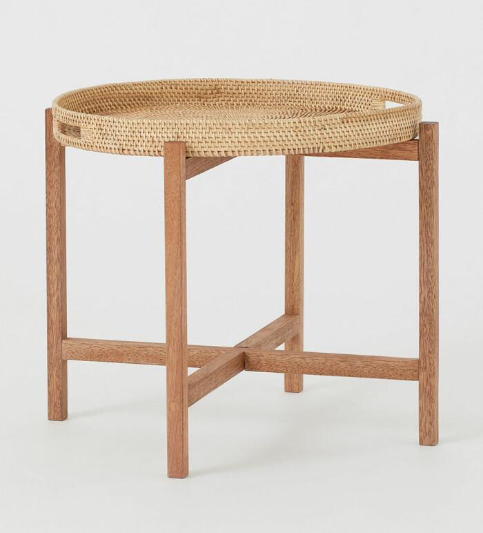 brickbord i trä från H&M Home