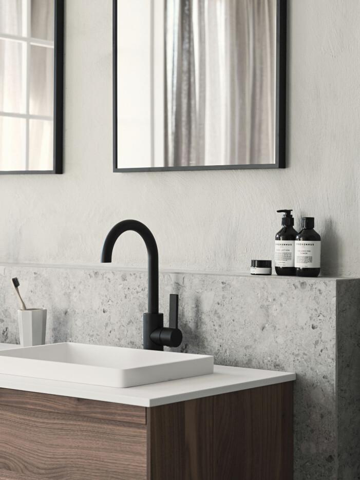 Compact living-tips för köket och badrummet
