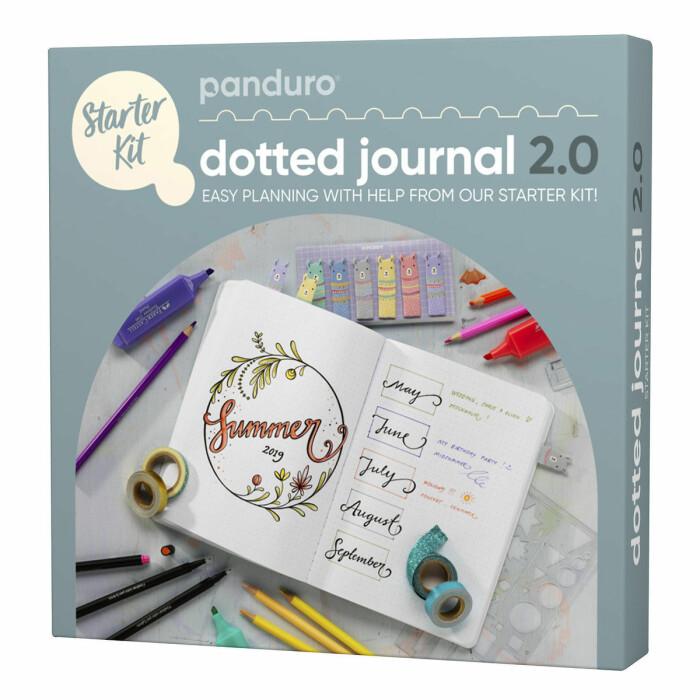 bullet journal starterkit