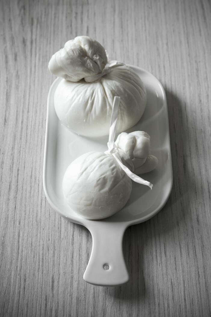 Burrataost