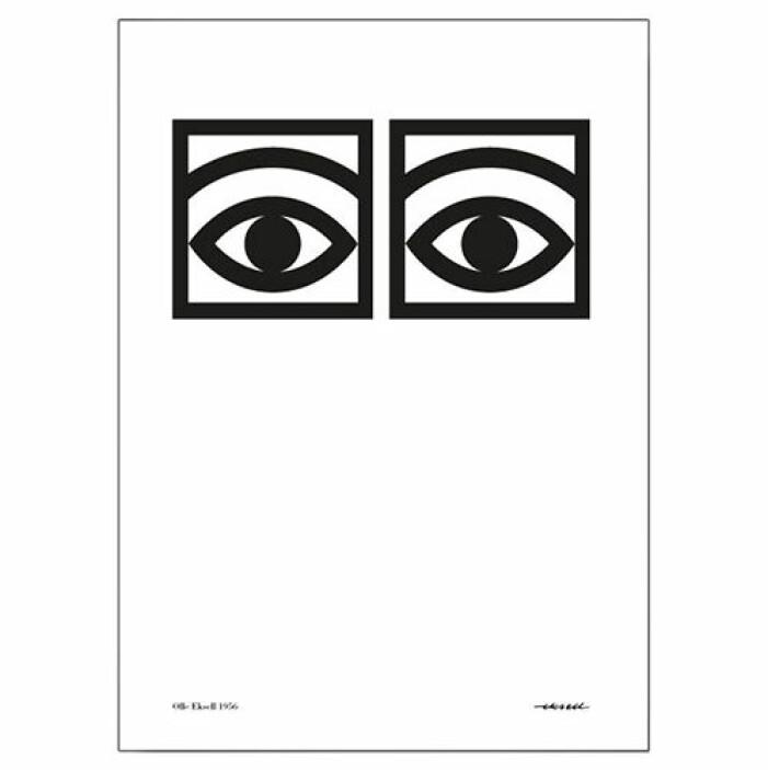 cacao ögon poster