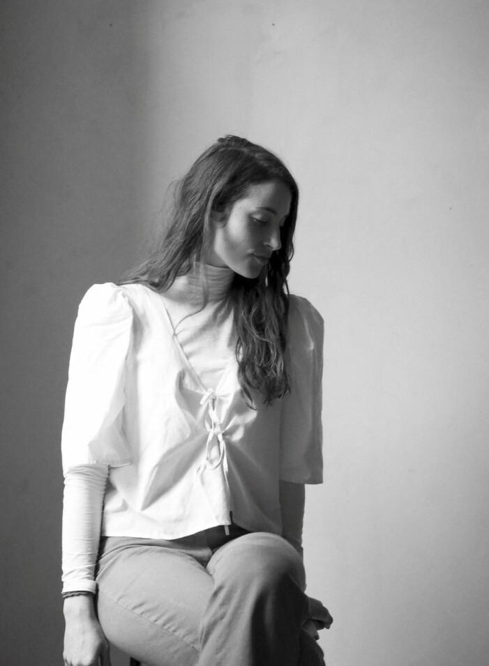 Cassandra Bradfield porträtt
