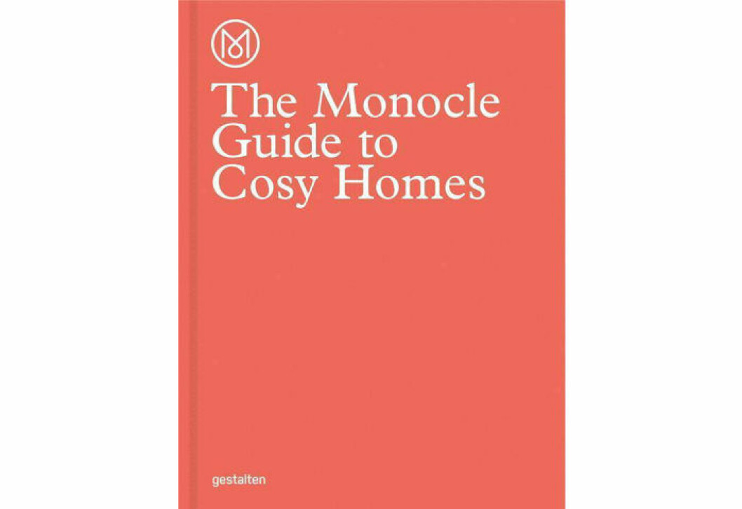 Coffee table boken The Monocle Guide to Cosy Homes