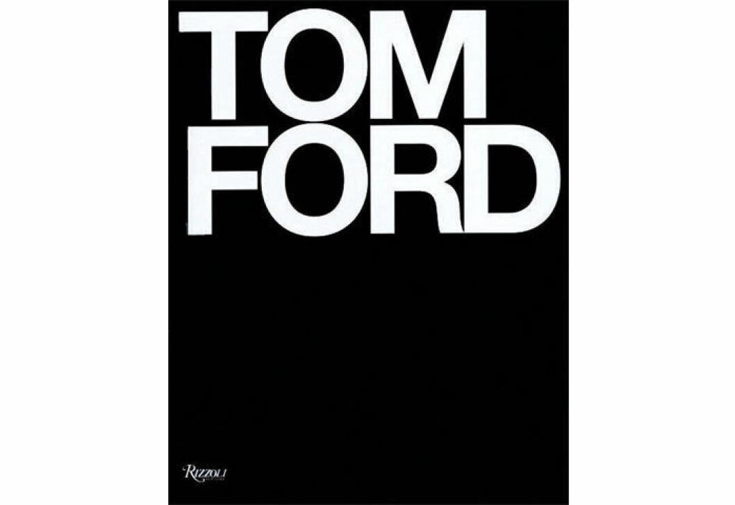 Coffee table boken om Tom Ford