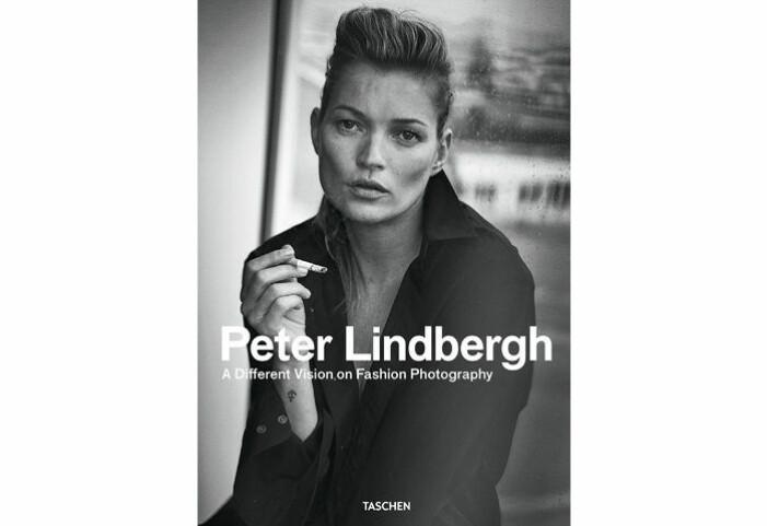 Coffee table boken om Peter Lindberghs fotografier