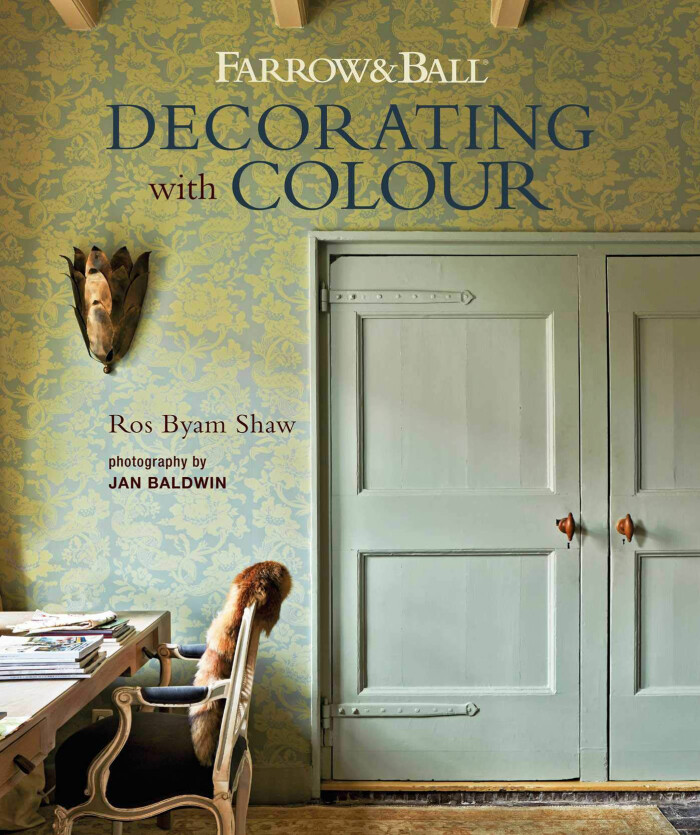 Decorating with colour farrow and ball
