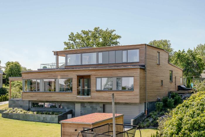 Villa till salu Strandvägen Djursholm