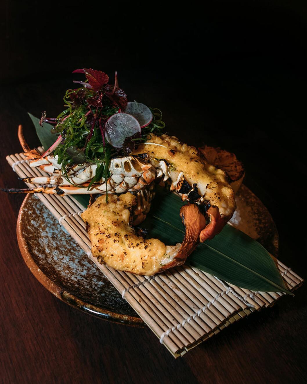 TAKO nyår lobster2