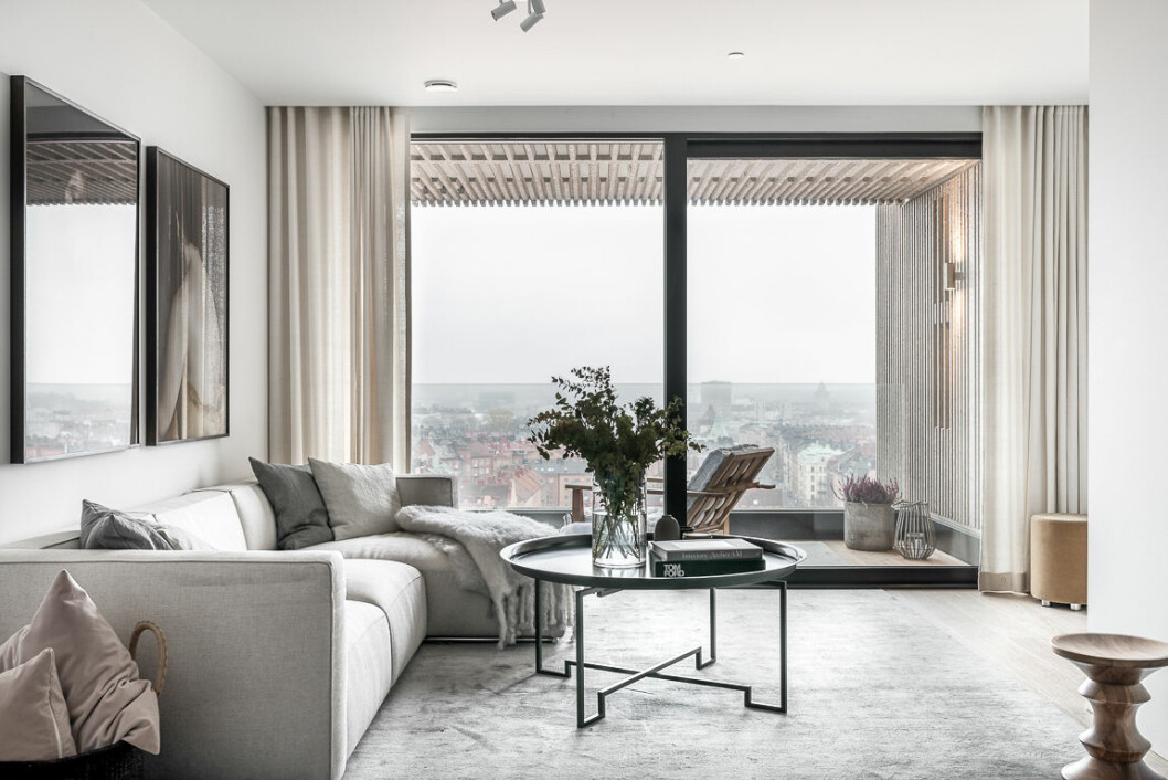 dyraste lägenheten torsplan