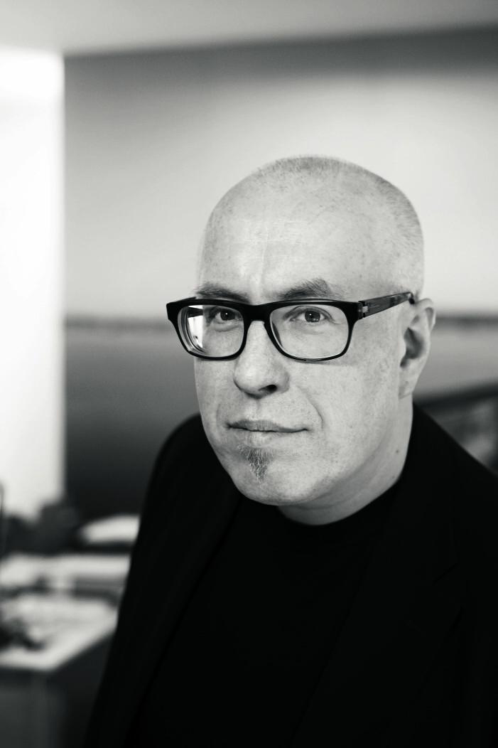 Eero Koivisto, arkitekt /medgrundare av Claesson Koivisto Rune