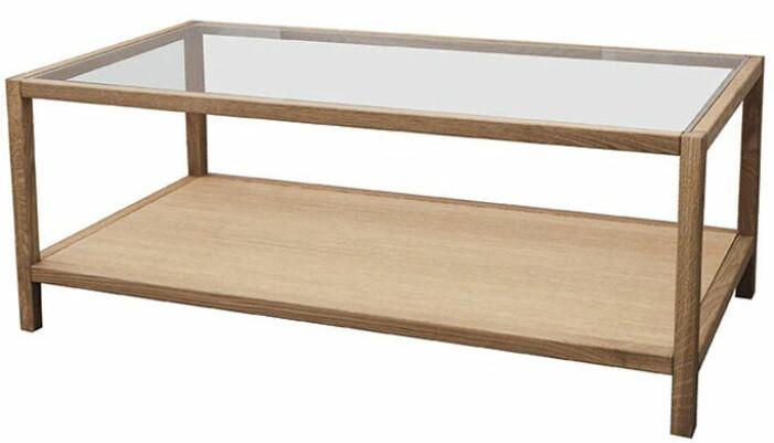 glasbord soffbord
