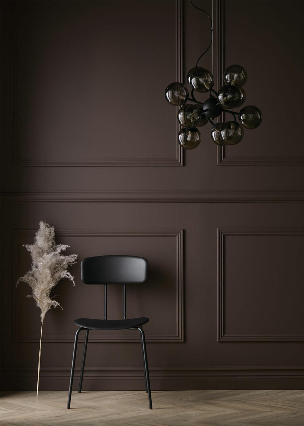 brunt är höstens trendfärg 2020 hos ellos home