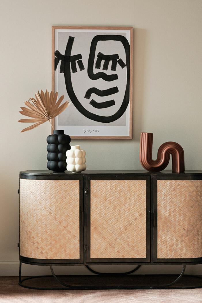 Herbstneuheiten im Ellos Home 2021, Sideboard aus Holz