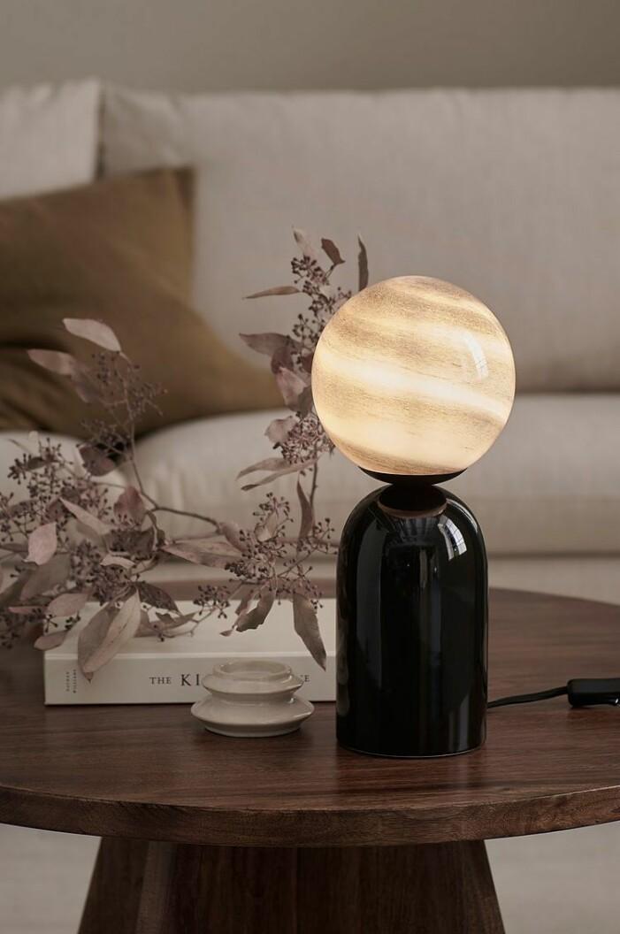 Ellos Home Herbstkollektion, Tischlampe aus Keramik
