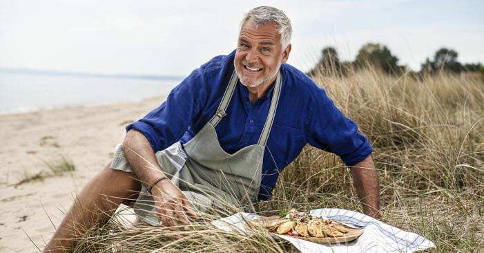 Ny säsong av Sommar med Ernst 2021 i Skåne